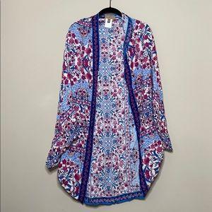 JANA KACHEL X ANTHROPOLOGIE kimono